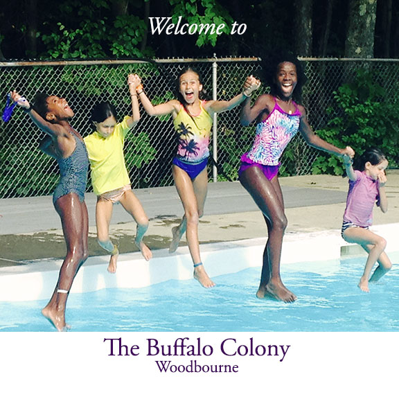 Welcome to the Buffalo Colony, Woodbourne, NY